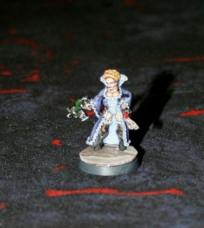 Miniatures - Sisters of Battle & Inquisition